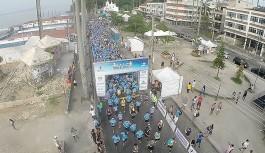 Etapa Praia da Bica atraiu mais de 1500 pessoas para corrida e caminhada