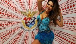 Tânia Oliveira será a rainha de bateria da União da Ilha no carnaval de 2017