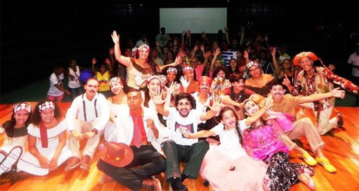 Areninha Carioca recebe evento de comemoracao aos 450 anos da Ilha