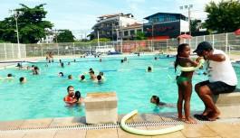 Colônia de férias da Vila Olímpica reuniu mais de 500 crianças e jovens