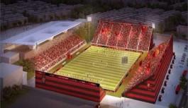 Flamengo divulga imagens do projeto para o estádio da Portuguesa da Ilha
