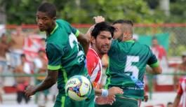 Portuguesa empata na estreia de Loco Abreu pelo Bangu