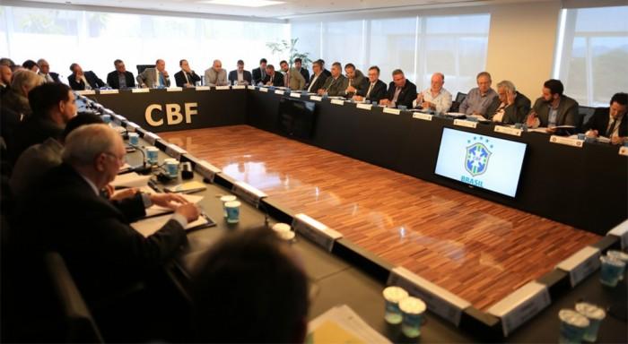 Brasileirao clubes definem mudancas na Serie A