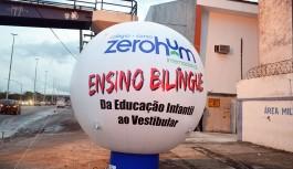 ZeroHum inicia ano letivo com mais uma unidade na Ilha do Governador