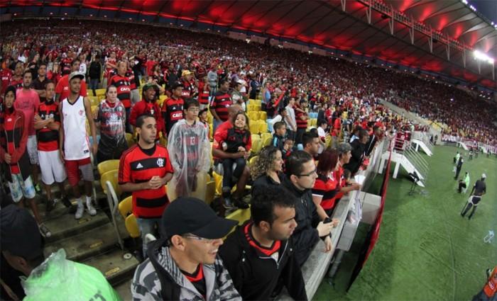 Estreia do Flamengo na Libertadores sera no Maracana