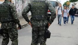 Governo autoriza uso das Forças Armadas para reforçar segurança no Rio de Janeiro
