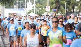 Inscrições com desconto para corrida e caminhada na Ilha terminam nesta quinta, dia 9