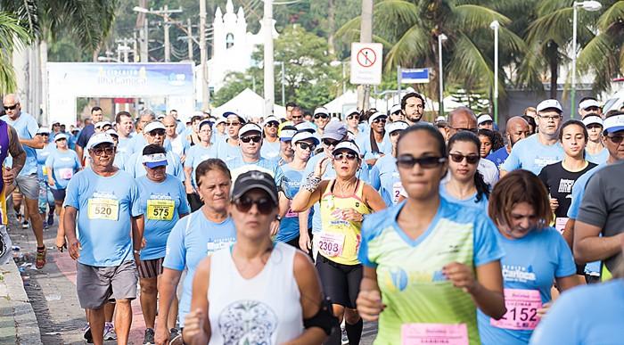 Inscricoes com desconto para corrida e caminhada na Ilha terminam nesta quinta dia 9