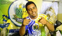 Nação Insulana busca bicampeonato e acesso ao Grupo C do Carnaval do Rio