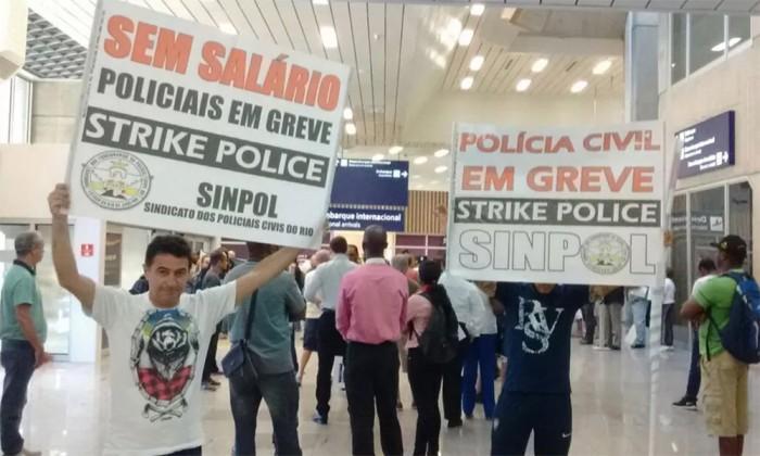 Foto: Divulgação / Sindicato da Polícia Civil)