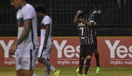 Portuguesa perde por 3 a 0 para o Fluminense e se complica na Taça Guanabara
