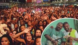 Terreirão do Samba inicia temporada de shows populares