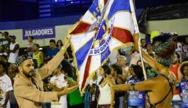 União da Ilha será a primeira escola a desfilar nesta segunda-feira