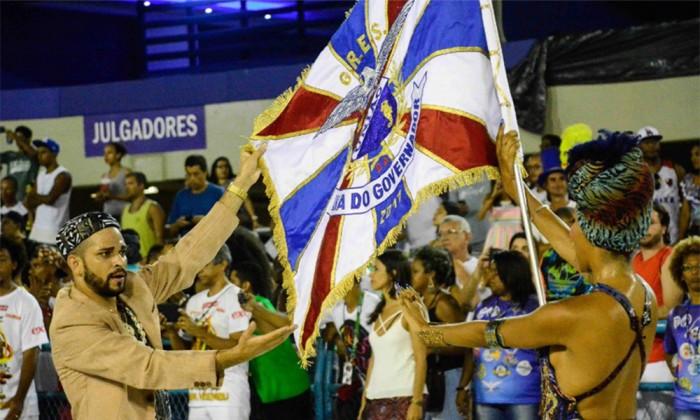 Foto: Nayra Halm / União da Ilha