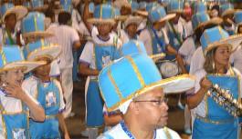 Acadêmicos do Dendê e Nação Insulana são rebaixadas à Série E