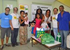 Circuito Ilha Carioca apoia a associação Saúde Criança Ilha