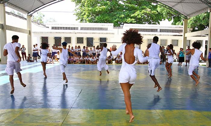 Apresentação Expo Passinho Carioca - Foto: Marcia Costa