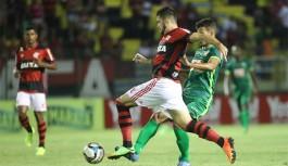 Portuguesa perde por 5 a 1 para o Flamengo e segue mal no Campeonato Carioca