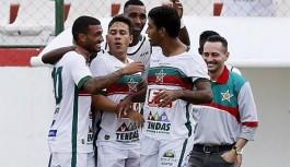 Portuguesa vence e assume a segunda posição no Grupo C da Taça Rio