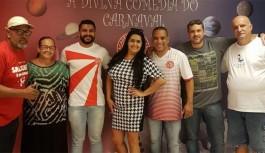 Salgueiro contrata os intérpretes Leonardo Bessa e Hudson Luiz