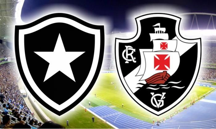Botafogo e Vasco decidem a Taca Rio neste domingo de Pascoa