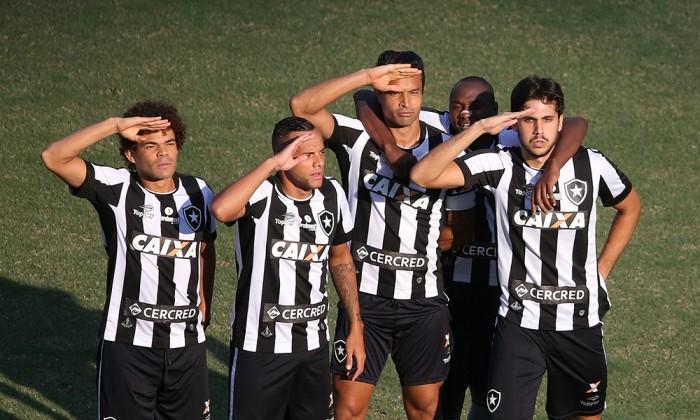Foto: Satiro Sodré / SSPress/Botafogo