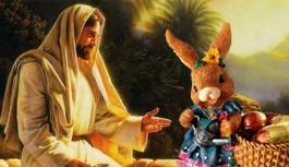 Entenda a ligação do coelho, os ovos e a ressurreição de Jesus Cristo