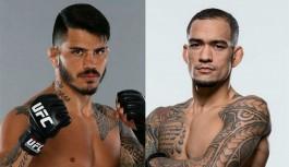 Erick Silva enfrenta Yancy Medeiros no UFC Rio de Janeiro