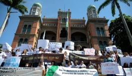 Fiocruz promove ato contra a violência no Rio