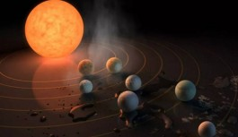 Nasa anuncia descoberta de novo sistema solar com sete planetas