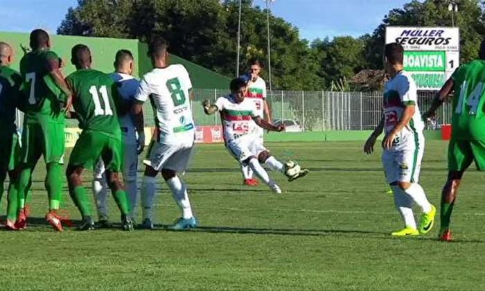 Portuguesa empata com o Boavista e permanece na Serie A do Carioca
