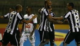 Portuguesa sofre goleada do Botafogo mas mantém chances de classificação