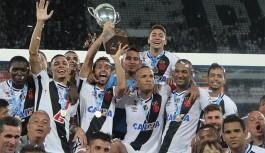 Vasco vence o Botafogo e conquista o título da Taça Rio