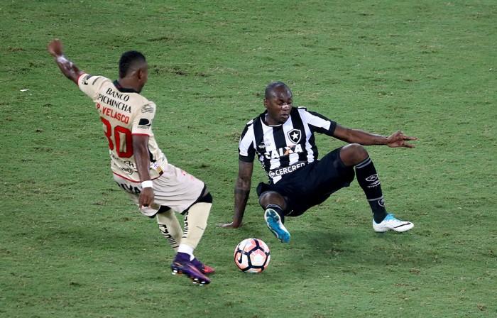 Foto: Satiro Sodré / SSPress / Botafogo