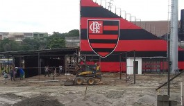 Adiada a estreia do Flamengo na Ilha do Governador