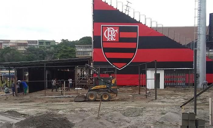 Estreia do Flamengo na Ilha do Governador e adiada