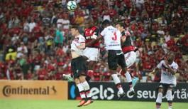 Flamengo e Atlético-GO decidem futuro na Copa do Brasil