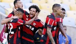 Flamengo sai na frente na decisão do Campeonato Carioca