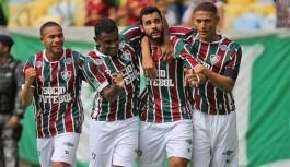 Fluminense estreia com vitória sobre o Santos no Brasilerão