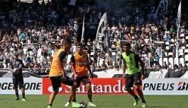 Mais de 30 mil ingressos vendidos para jogo decisivo entre Botafogo e Barcelona-EQU