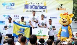 Etapa Ribeira recebeu cerca de 1.300 atletas de 26 cidades diferentes do Brasil