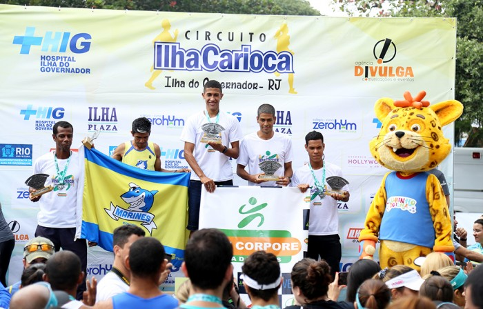 Etapa Ribeira recebeu cerca de 1300 atletas de 26 cidades diferentes do Brasil