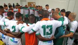Lusa joga melhor mas empata em 1 a 1 contra o Itumbiara em Goiás