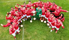 Time dos Bancários disputa maior campeonato sub-20 do mundo, na Noruega