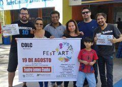 'Fest Art' leva ocupação cultural ao Lemos Cunha com várias atrações