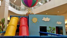 Ilha Plaza inaugura o Playground da Peppa Pig com promoção 'Compre e Ganhe'