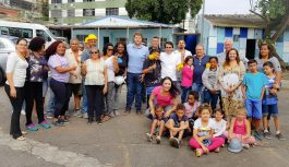 Mutirão possibilitou a reabertura da Faetec na Ilha do Governador