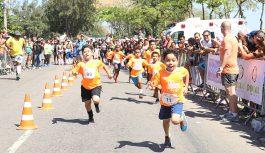 Circuito Ilha Carioca inova ao trazer primeira corrida kids para a Ilha do Governador