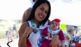 Circuito Ilha Carioca participa da gestação ao nascimento da pequena Mariana