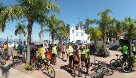 Passeio Ciclístico comemora os 450 anos da Ilha e revela a história da região